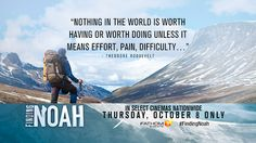 FINDING NOAH The Movie Exclusive Preview Review #FindingNoah #FlyBy