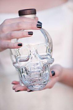 crystal head vodka #skull