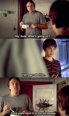 Hahaha I can't wait for weeds to come back on
