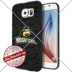 Case Wright State Raiders Logo NCAA Gadget 1728 Samsung Galaxy S6 Black Case Smartphone Case Cover Collector TPU Rubber original by Lucky Case [Music] Lucky_case26 http://www.amazon.com/dp/B017X140X6/ref=cm_sw_r_pi_dp_1oQswb0VZ8RE2