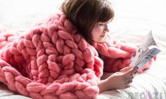 Made in America: The Art of Giant Knitting in the U.S.A