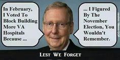 If you care about veterans as much as you say you do, you should not let this go unforgotten.