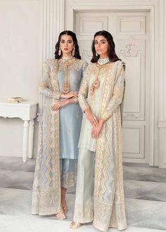 Pakistani Fashion Party Wear, Pakistani Wedding Outfits, Pakistani Couture, Pakistani Dress Design, Pakistani Dresses, Indian Dresses, Indian Outfits, Indian Fashion, Eid Dresses
