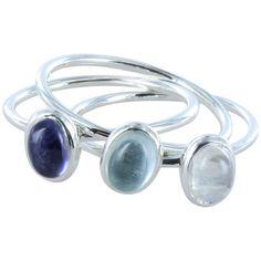 Sterling Silver Stacking Ring – Silverado