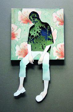 L'Art du Papier de Christine Kim (4)