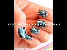 Asian (sorta... not really) Konad Stamping Nail Art Tutorial - M63