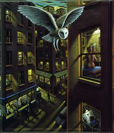 ''Nocturne'' by PJ Crook