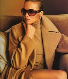 Max Mara -- understated Italian style that always works.