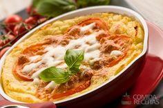 Receita de Purê de batata ao forno em receitas de molhos e cremes, veja essa e outras receitas aqui!