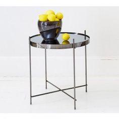 Modular Side Table Black - French Bedroom Studio
