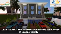 Green Fields, Smart City, International Airport, Smart Home, Orange County, Real Estate, India, Club, Inspired
