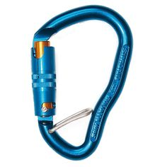 Simond Goliath HMS Auto 3 Carabiner (for rock climbing) | Extremely durable, ergonomically designed, large capacity automatic carabiner. | at www.weighmyrack.com/ #rock #climbing #gear