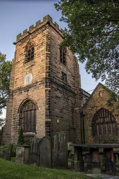 All Saints Church, Daresbury Warrington