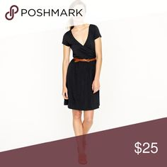J. Crew Crossover Dress size medium $88 🦄 Size medium. Originally $88. Belt not included. 🦄 J. Crew Dresses