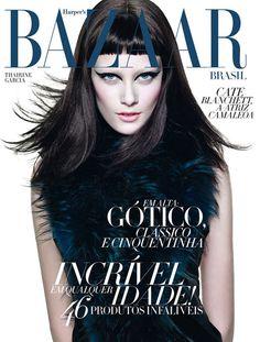 Harper's Bazaar Brazil-May 2012