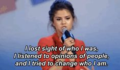 Watch Selena Gomez Tear Up While Giving Emotional Speech About Her Past