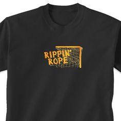 Lacrosse Tshirt Short Sleeve Rippin Rope