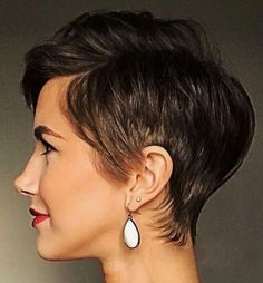 Short Hairstyle 2018 – 170