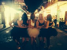 No tutus, tiara or bride sash needed but I want a pic like this with all of the lovely ladies celebrating with me in New Orleans! @casleigh @mommahood2 @jeannie31 @aimeebays @atlpeech26