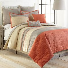Shop for Zarine 8-Piece Embroidered Comforter Set. Get free shipping at Overstock.com - Your Online Fashion Bedding Outlet Store! Get 5% in rewards with Club O!