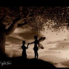 En un lugar lejano..Érase 2 enamorados....