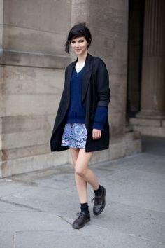 Paris Street Style Spring 2013 - Paris Fashion Week Street Style
