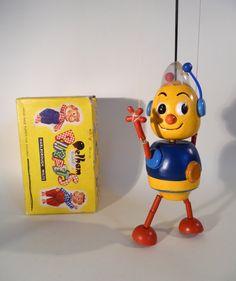 BLEEP - The Vintage Pelham Puppet Shop