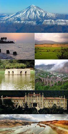 Mazandaran, Iran Great Places, Places To See, Iran Travel, Persian Pattern, Tehran Iran, Persian Culture, Green Nature, Great View, Ramen