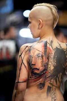 Tattoo Artist - Ondrash Tattoo - tattoo
