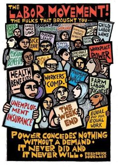 Take a break from your day off work and check out the Labor Day tax carnival. And thanks to Ricardo Levins Morales for his great labor poster. Latina, Labor Rights, International Workers Day, Workers Rights, Workers Union, Labor Law, Labor Union, Political Art, Socialism