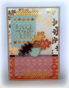 Don't miss an opportunity to share a sentiment with a friend or family member! #DCWV #Cardmaking #Craft #Paper