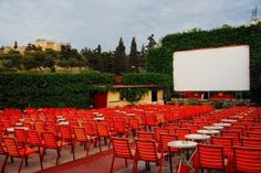 """Cine Thission"" open air cinema"