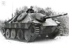 Jagdpanzer 38 (t) SdKfz. 138/2 Hetzer | Panzertruppen | Flickr