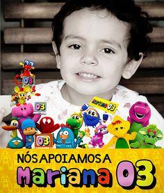 Aniversário Mariana 2012