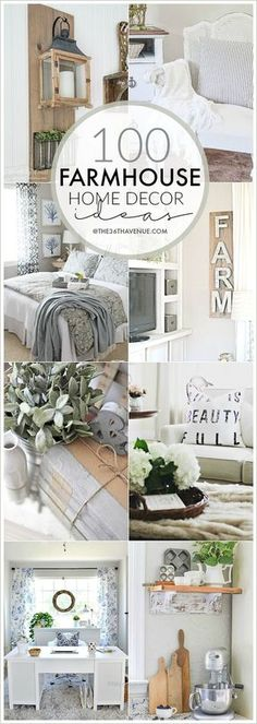 Incredible Farmhouse Decor Ideas – Beautiful DIY Home Decor that you can do. Pin it now and make it them later! The post Farmhouse Decor Ideas – Beautiful DIY Home Decor that you can do. Pin it now and… appeared first on 99 Decor .