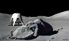 2028 MCT test flight on Moon. Becomes a permanent base. Harrison Schmitt returns to stay.