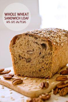 Oats Pecan Loaf