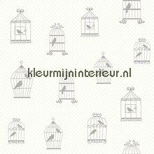 creatief met behang Esta home 137339