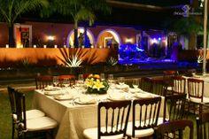 Hacienda Dzibikak, Merida, Yucatan. Maxi Eventos / Banquetes / Bodas Destino / WeddingDestination / Destino Seguro