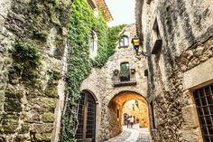 25 pueblos medievales en España