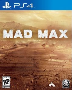 Mad Max - PlayStation 4 by Warner Home Video - Games,