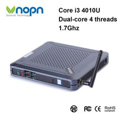 Find More Mini PC Information about Intel Core i3 4010U 4 threads 1.7Ghz Mini PC Windows 10 Linux Barebone DDR3L 8G SSD 256G HD MI VGA Dual Display Gaming Computer,High Quality Mini PC from Vnopn Official Store on Aliexpress.com