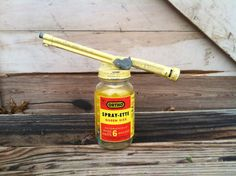 Check out this item in my Etsy shop https://www.etsy.com/listing/169861625/industrial-bug-sprayer-antique