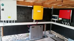 SMA LG Chem Off Grid system