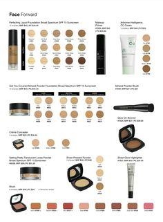 Arbonne Face Makeup
