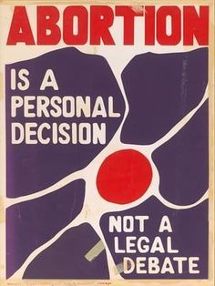 Poster by women's Graphics Collective (1970s)