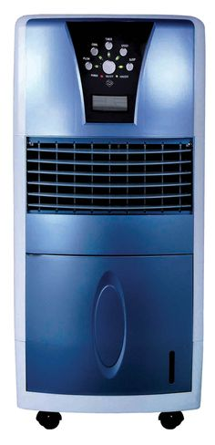 Air Cooler, Humidifier, Air Filtration and Fan with Ionize