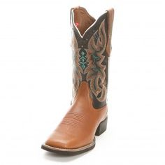 Tony Lama Brown 3R Cowboy Boots
