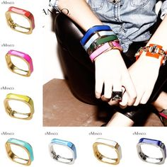⭐️COMING SOON⏰ Trendy square open alloy enamel cuff bangle bracelet. Available in assorted colors: gold/white, Aqua/gold, navy/silver NO TRADES ❌QUESTIONS FROM NON SERIOUS BUYERS DO NOT BUNDLE UNLESS YOU INTEND TO BUY ✂️DO NOT LOWBALL ⛔️NO PRICE COMMENTS ⁉️PRICE IS FIRM AND REFLECTED ON FEES AND COST Boutique Jewelry Bracelets