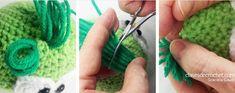 patronces crochet gratis, patrones crochet, tejido crochet, patrones crochet Free Crochet, Cactus, Crochet Necklace, Mini, Floral, Google, Ideas, Knitted Slippers, Owl Bird